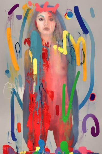 Erik Jones - Royal Crayons