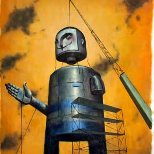 Jonathan Viner - Robot