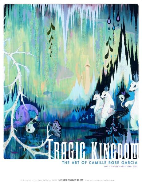 Camille Rose Garcia - Tragic Kingdom – The art of Camille Rose Garcia