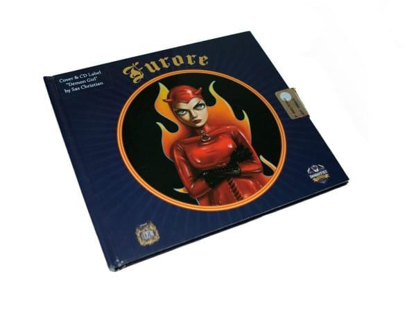 CD Catalogue Furore