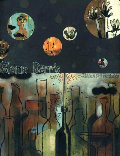 Glenn Barr - Haunted Paradise