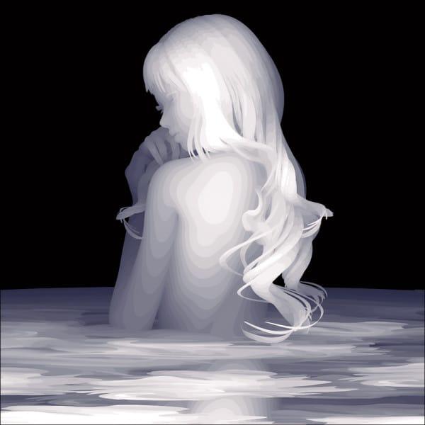 Kazuki Takamatsu - Loneliness, Framed Size