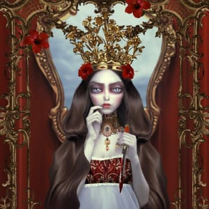 Natalie Shau - Lady Macbeth
