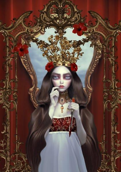 Natalie Shau - Lady Macbeth