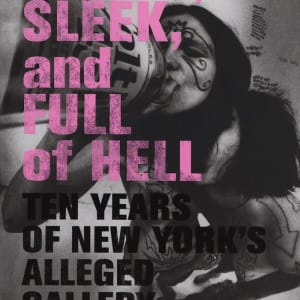 Young Sleek And Full Of Hell - Ten Years Of New York's Alleged Gallery