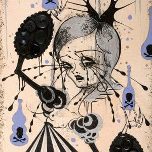 Camille Rose Garcia - Poison Parade