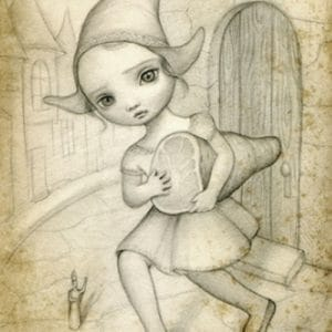 Mark Ryden - little meat thief