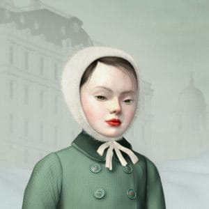 "Ray Caesar ""The Gift of Time"" Detail"