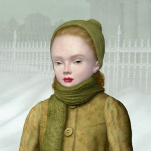 "Ray Caesar ""The Gift of Joy"" - Detail"