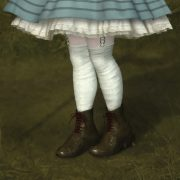 Ray Caesar_With All Her Worldy Possesions_detail 1