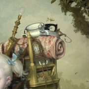 Ray Caesar_With All Her Worldy Possesions_detail 2