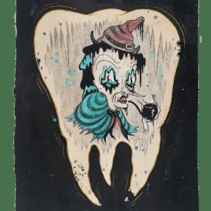 Camille Rose Garcia - Phantasma Mularis Tooth Witch