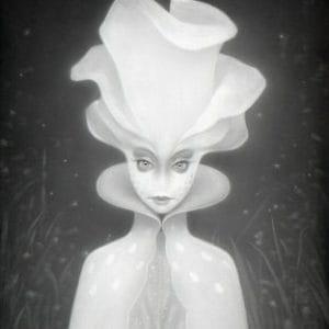 Travis Louie - Miss Flora