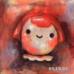 Brandi Milne - Lullaby