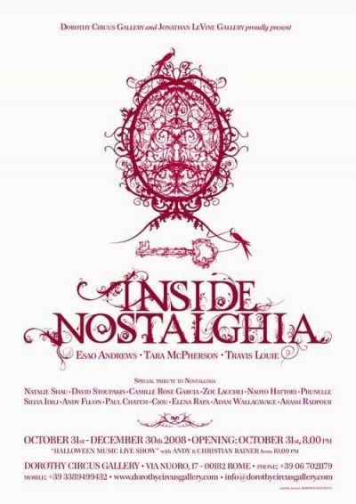 Inside Nostalghia - Locandina