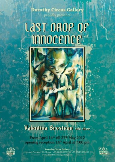 Last Drop of Innocence - Locandina