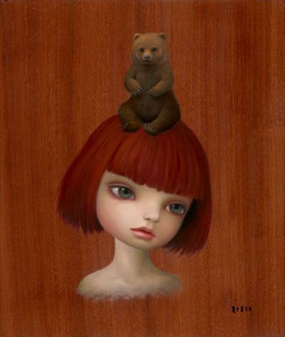 Mark Ryden - Bear Girl