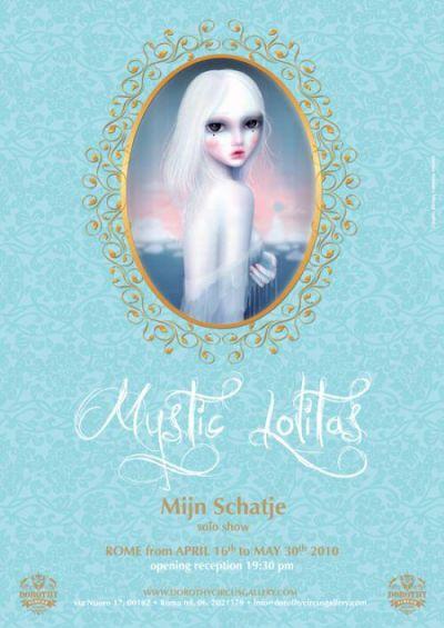 Mystic Lolitas - Locandina