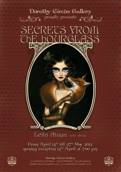 Secrets from the Hourglass - Locandina