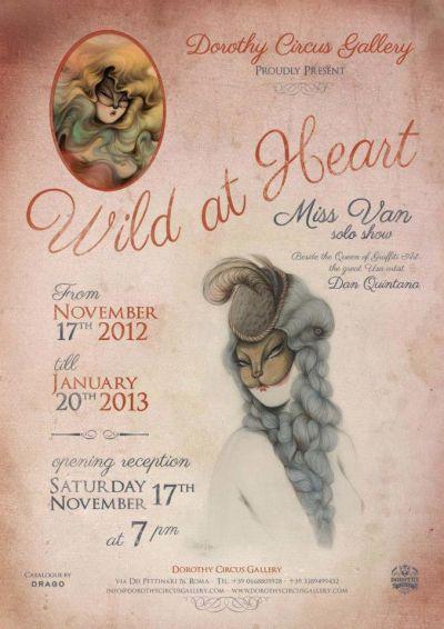 Wild at Heart - Locandina