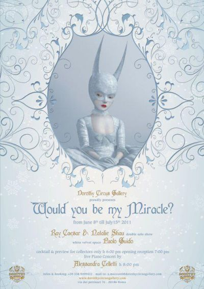 poster Would you be my Miracle?
