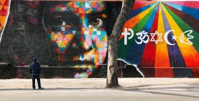 murales by Eduardo Kobra