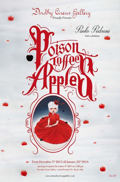 Poster Poison Toffee Apples