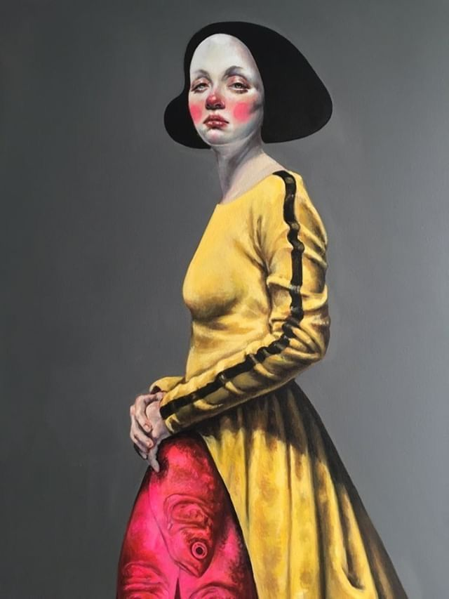 "Afarin Sajedi ""You Look ready"" 2019"