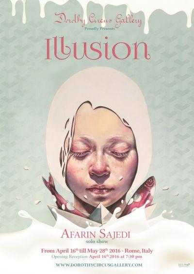 Afarin Sajedi - Illusion by Afarin Sajedi