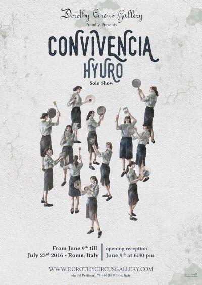 Poster Hyuro