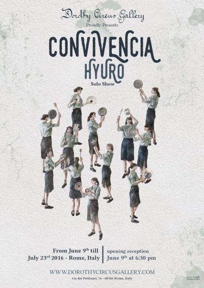 Poster Convivencia by Hyuro