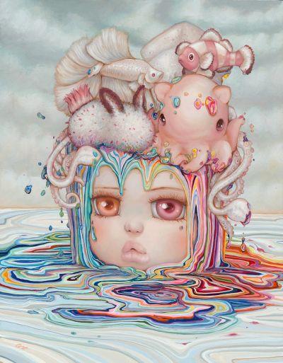 Camilla D'Errico - Fishbowl