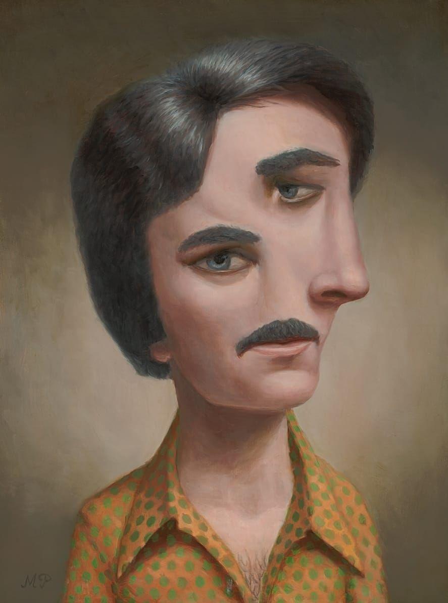 Marion Peck - 1970s Man